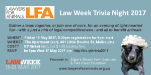 Law Week Trivia Night Extension