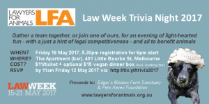 Law Week Trivia Night final